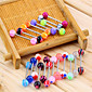 10pcs 316L Stainless Steel Nose Rings & Studs Nose Ear Piercing Ring Body Jewelry